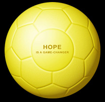 HOPE IS A GAME CHANGER